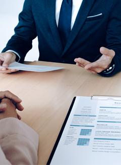 Job Interview at IFS Capital